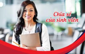Chia sẻ của sinh viên Nguyễn Duy Hiếu